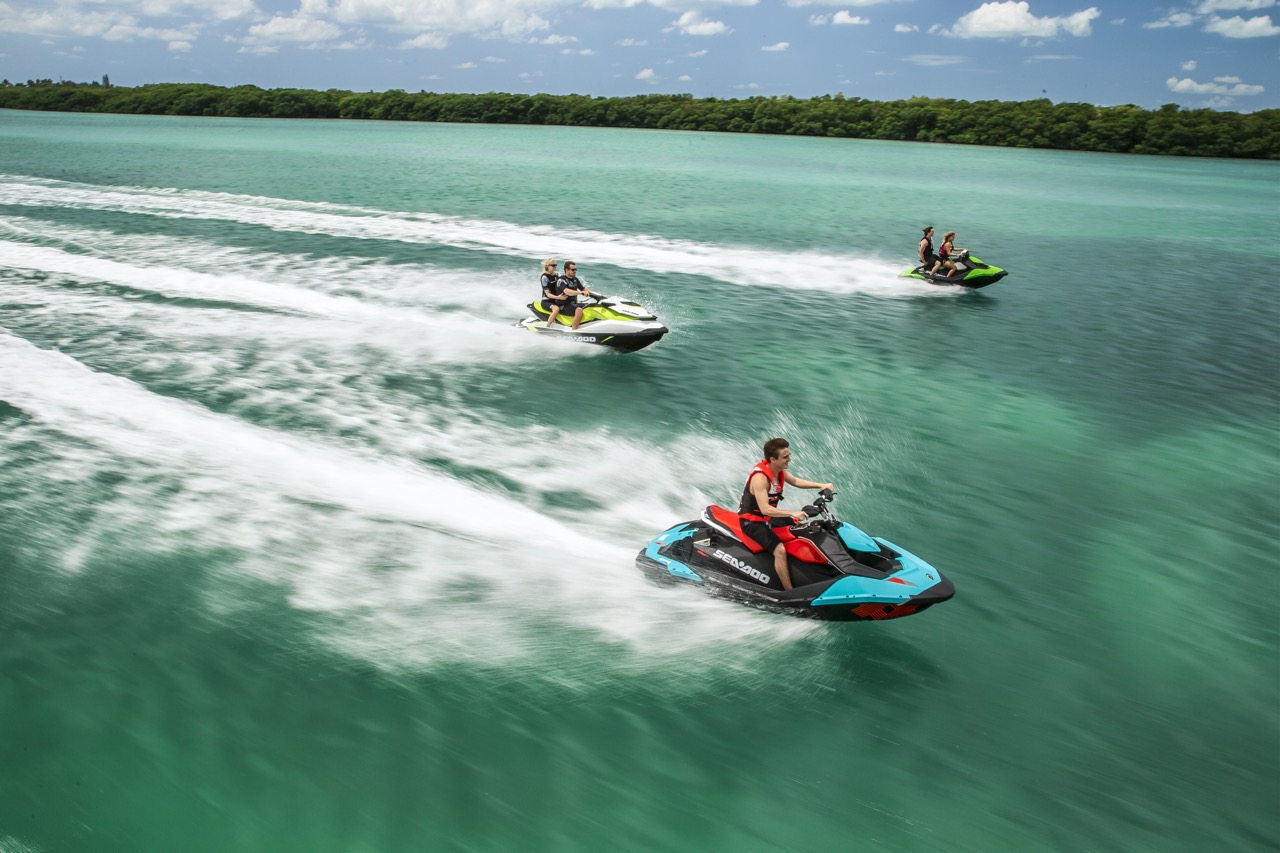 sea doo Safe Riding