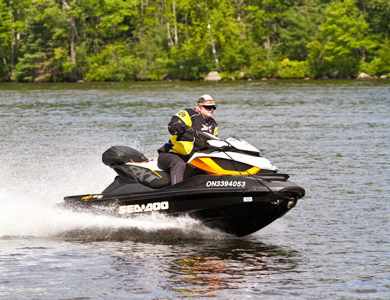 Photo of Dressing Warm For Sea Doo Tours on a cold day