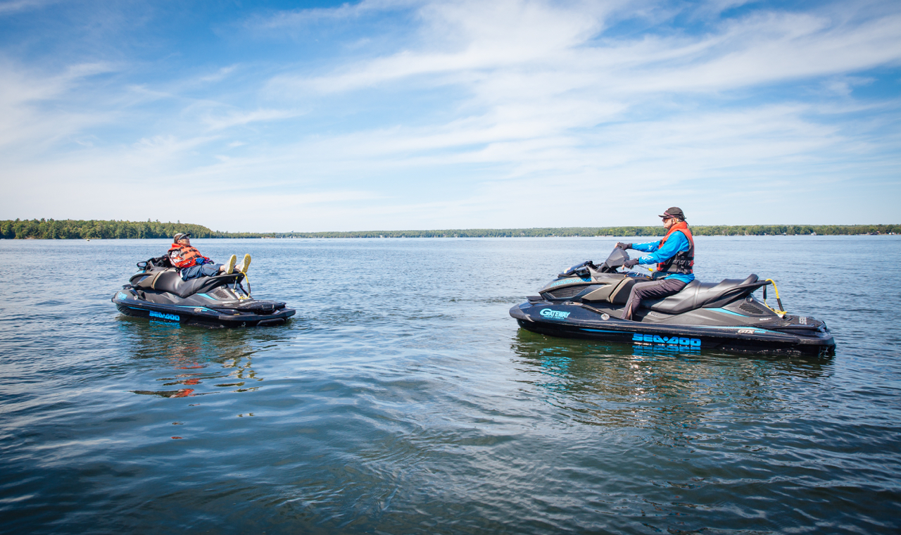 sea doo anti theft