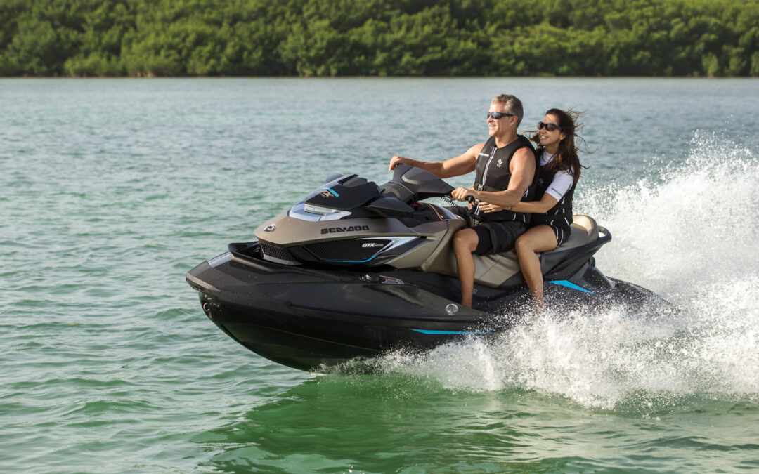 Sea Doo GTX Limited S 260 Top Luxury Performance