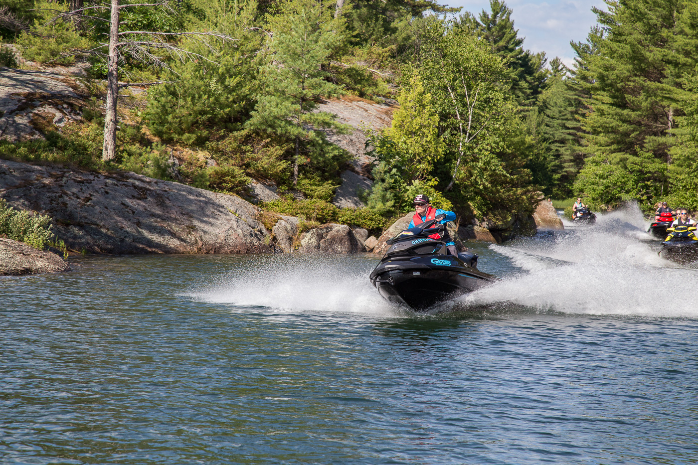 sea doo suspension