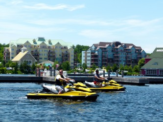 Photo of Muskoka Wharf, Gravenhurst on Muskoka Sea Doo Tour