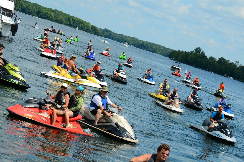 2016 Watercraft Ride For Dad