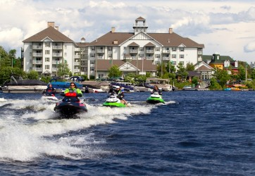 sea doo tour lodgings