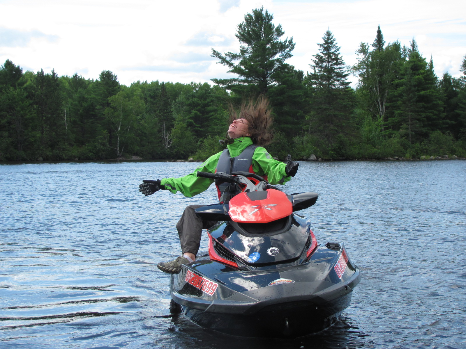 Five Best Ontario Sea Doo River Rides