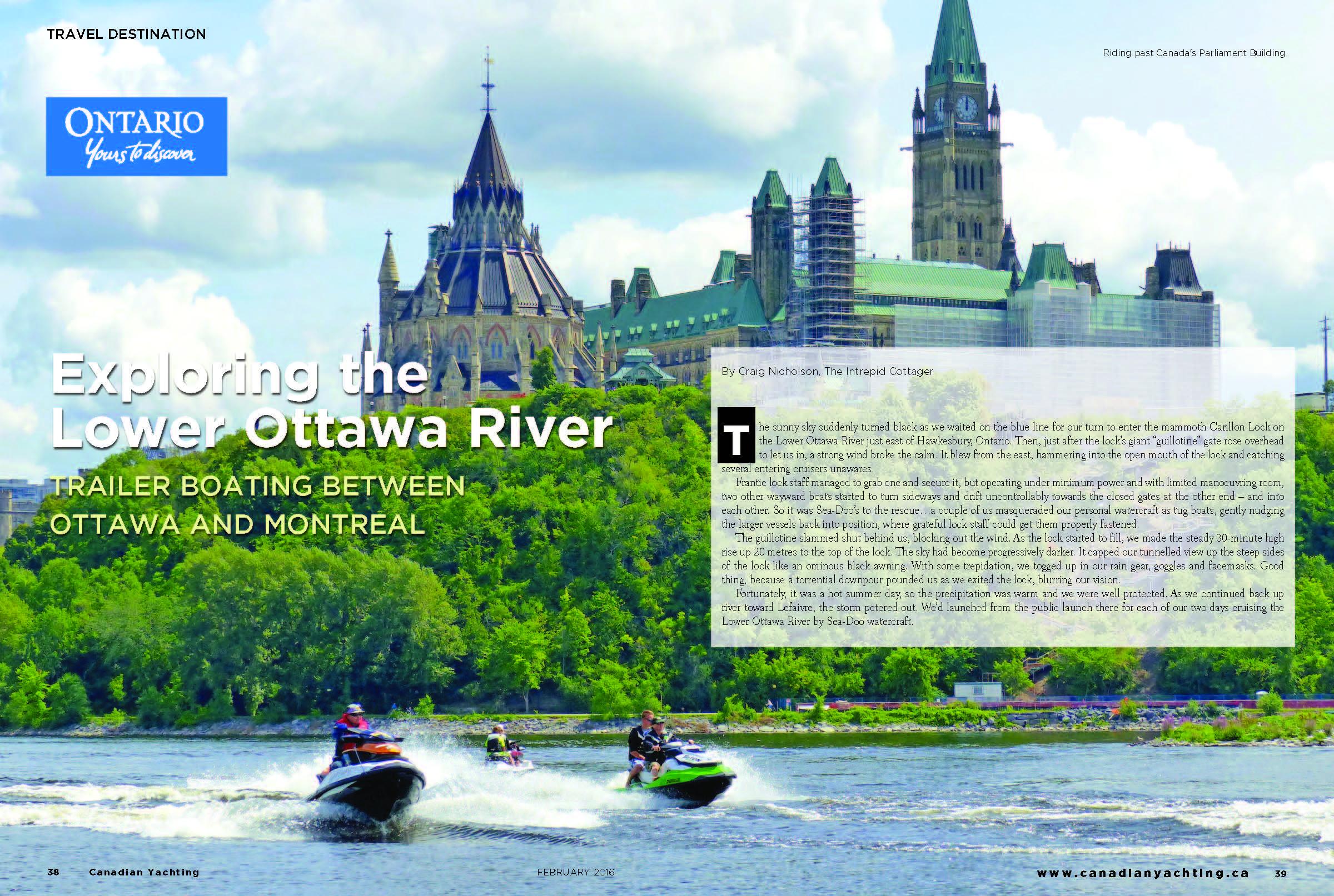 Best Lower Ottawa River