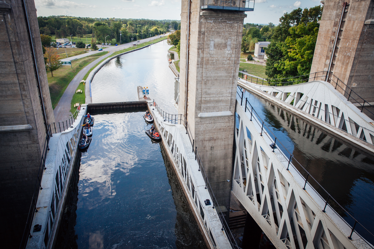 Ontario Waterway Bypass Systems
