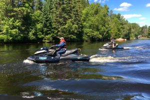 Magnetawan River Ontario Sea Doo Tour