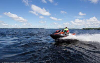 Huntsville Area Sea Doo Tour in Muskoka Ontario