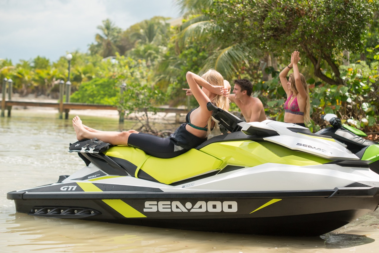 get started personal watercraft riding