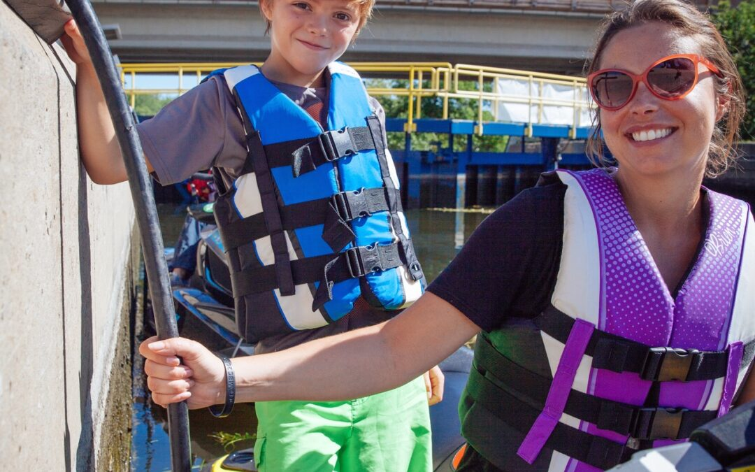 Choosing PFDs Or Lifejackets For Sea Doo Tours