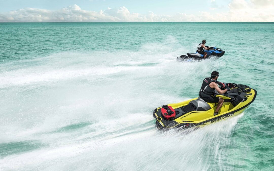 2018 Sea Doo Innovations On Revolutionary Platform