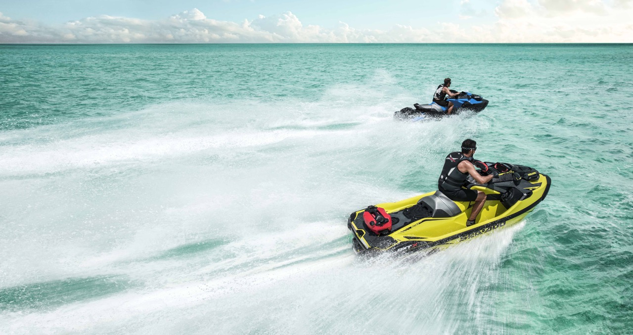 2018 Sea Doo Innovations on Sea Doo tour