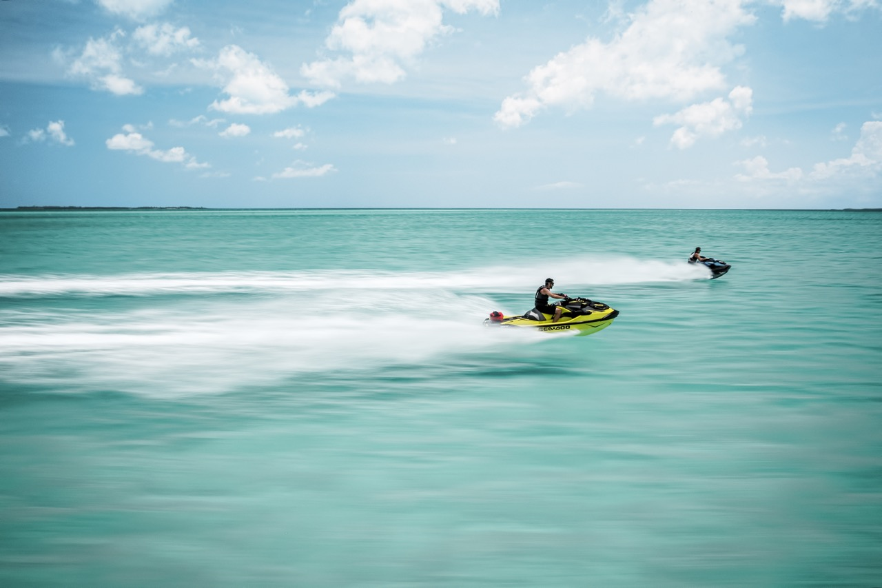 sea doo technology advances PWC touring
