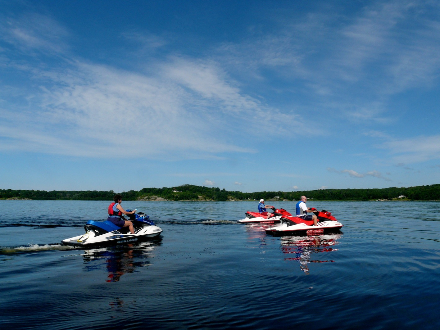 Georgian Bay North Sea Doo Tour Ontario Ride Planner