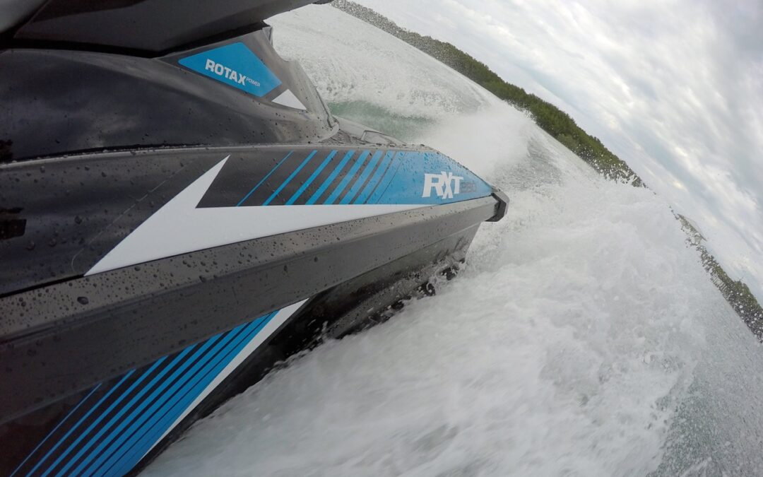 Spring High Water Warning Tips for Jet Ski Riders