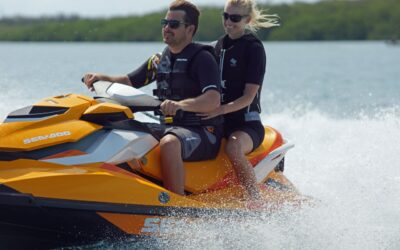 Riding Double Tips For Personal Watercraft